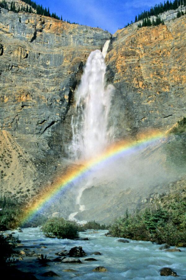 Tatakkaw Falls, Albert Canada