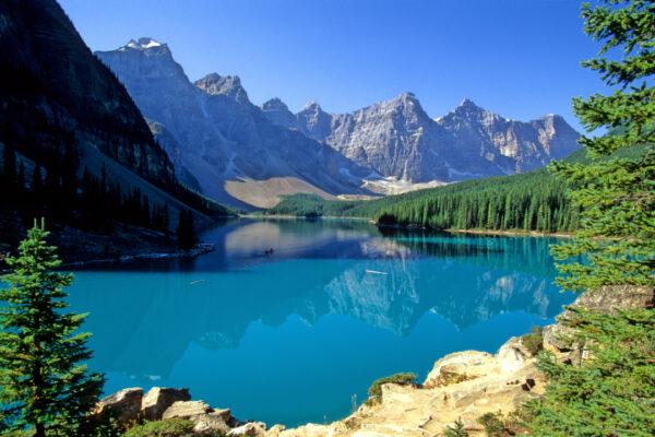Moraine Lake, Banff National Park Canada
