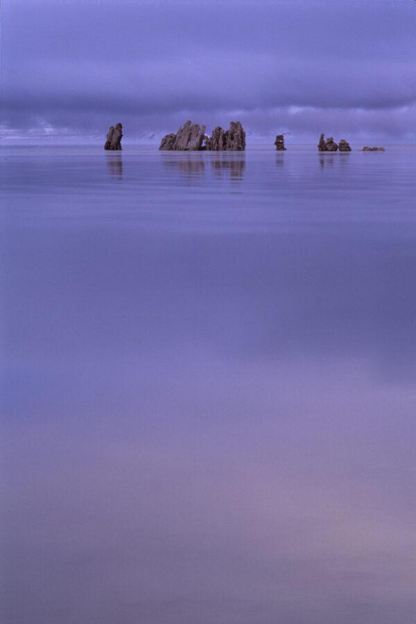 Dark Sky Mono Lake California