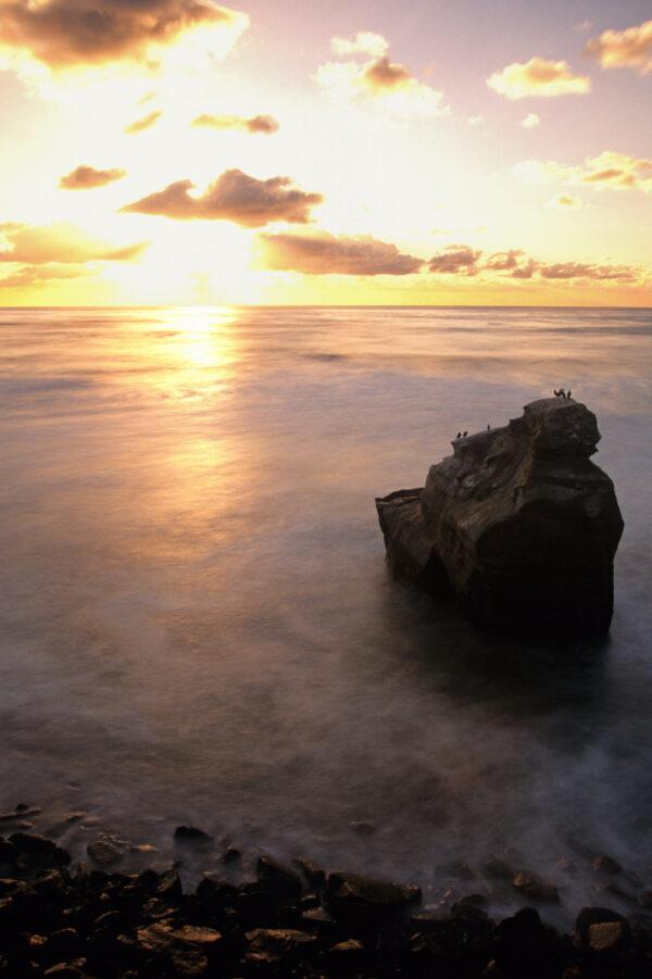 Sunset Big Sure California