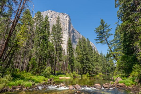 El Cap Yosemite National Park